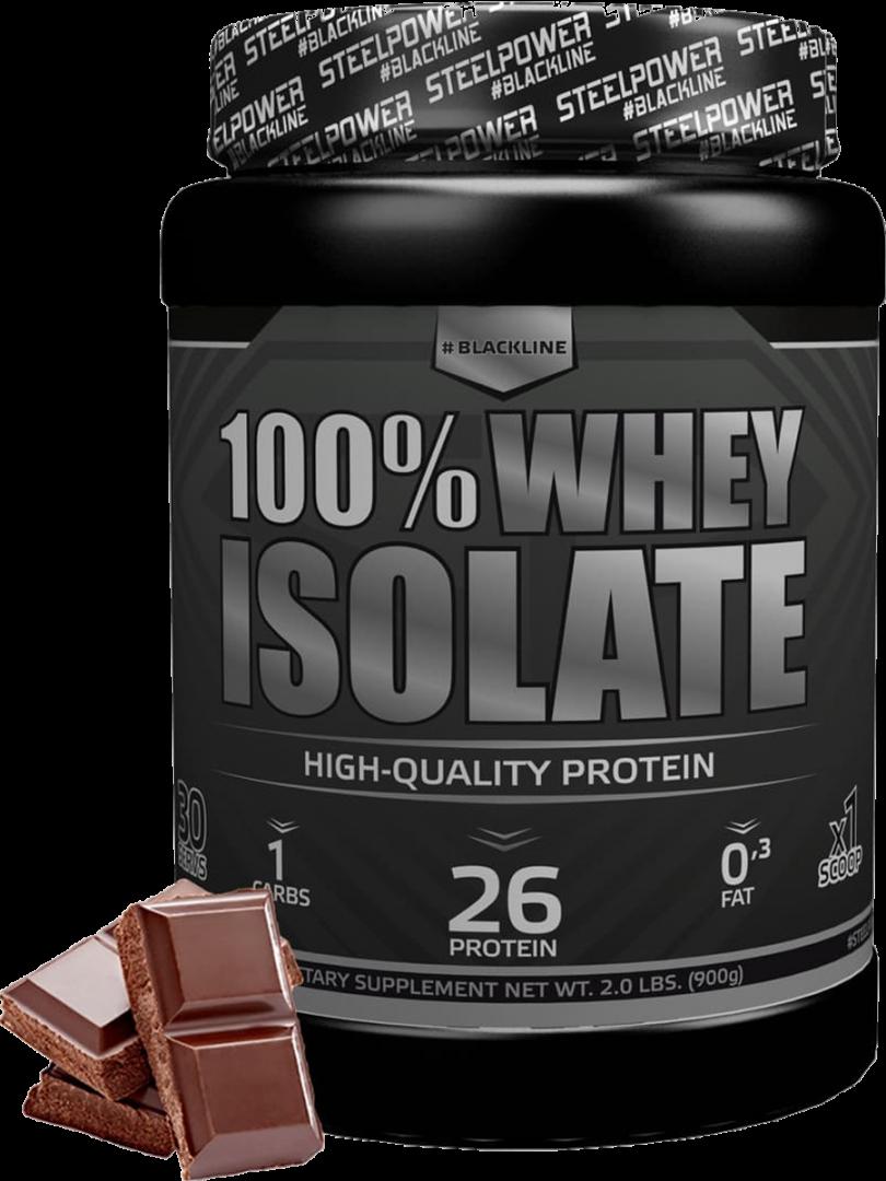 Протеин WHEY ISOLATE (100% изолят), 900 гр, вкус «Кофейный шоколад», IGtenera Swiss