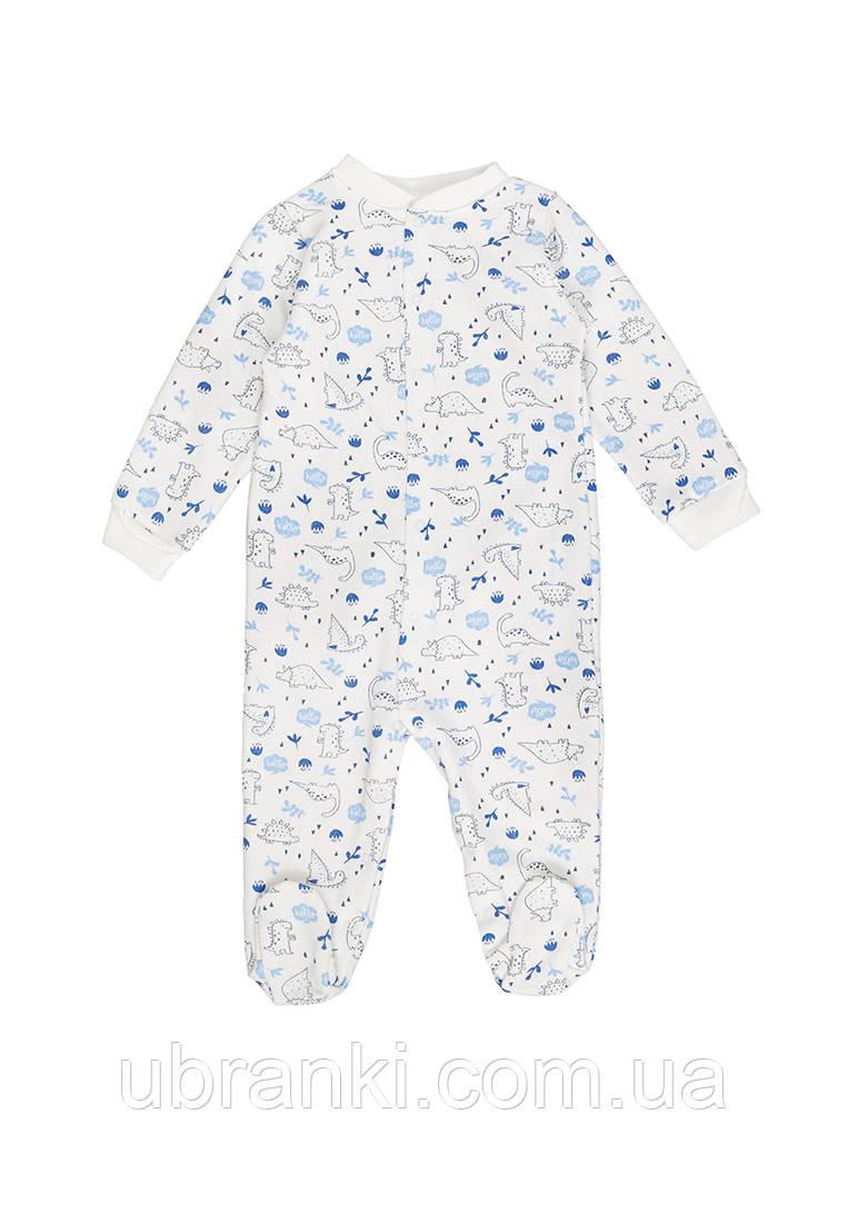 Человечек теплый для новорожденных