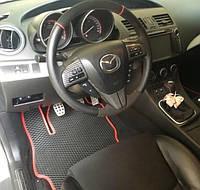Автоковрики Eva для Mazda 3 BL II пок. (2009-2013) от Eva-Trade