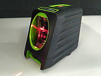Лазерный уровень нивелир, красный луч 2 линии c магнитным кронштейном HUEPAR BOX1R