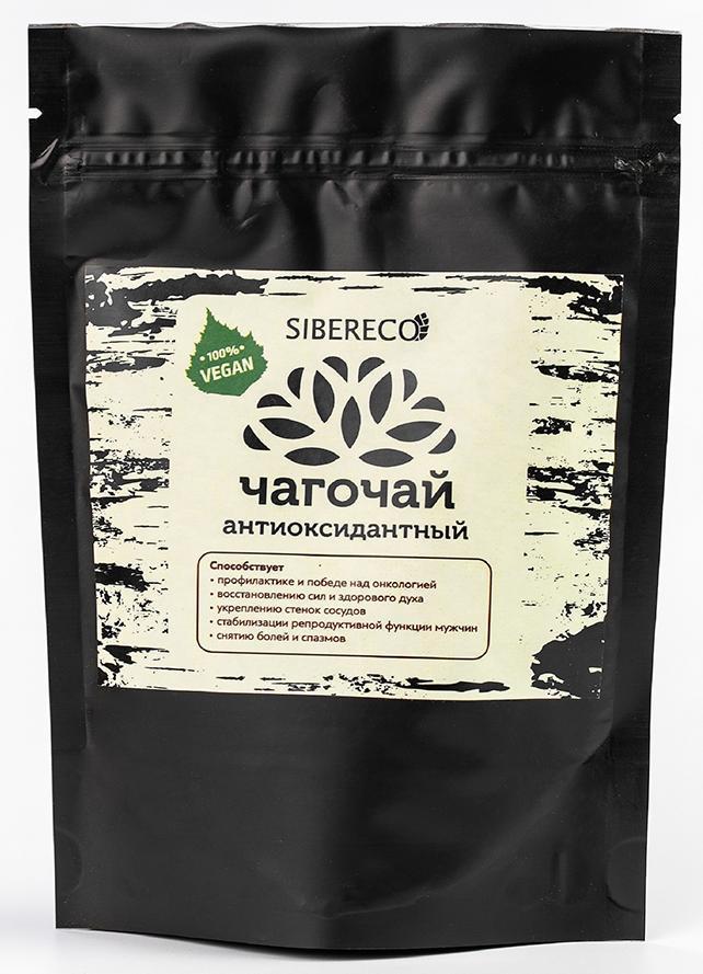 Чагочай антиоксидантный (без добавок), 100 гр, СИБЕРЕКО