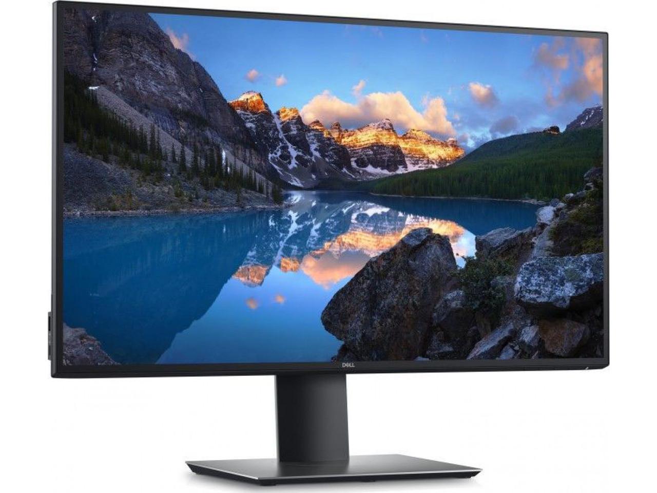 "Dell Monitor U2720Q/27""(68.47 cm)/4K (3840 x 2160) IPS (16:9)/Anti-glare treatment of the front polarizer /DP"