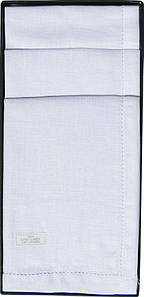 Комплект мужских носовых платков Guasch Linen (998)