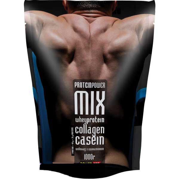 Protein Power MIX / Протеин Павер Микс 1 кг