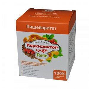 Годжидоктор Forte Пищеваритет - для пищеварительной системы