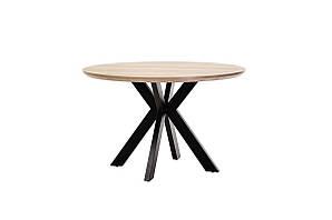 Стол обеденный круглый ТМL-660 Vetro Mebel™
