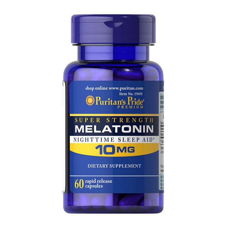 Мелатонин по 3 мг 60 капсул