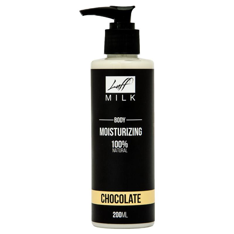 Увлажняющее молочко для тела Luff Chocolate 200 мл