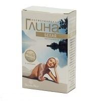 Глина Белая косметическая 100 г – для проблемной кожи