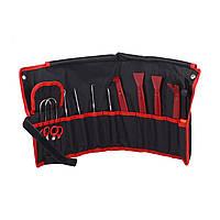 Инструменты для снятия обшивки салона авто 15шт (СО-15-2ч)