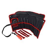 Профессиональный набор инструментов для снятия обшивки (облицовки) авто 15шт (СО-15-2ч), фото 1
