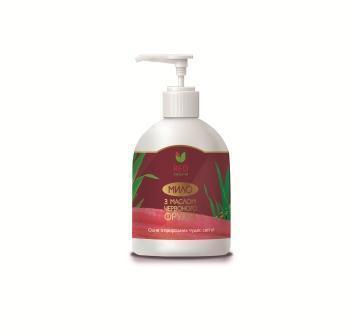 """Мыло жидкое """"Red Natural"""" с маслом красного фрукта 250мл"""