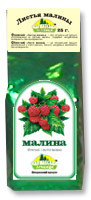 Малина лист 30 г (IGtenera Swiss) – противовоспалительное, общеукрепляющее средство