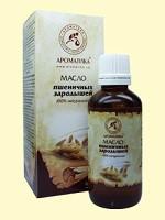 Масло пшеничных зародышей 20 мл (Ароматика) – разгладит морщины, избавит от  шелушения, воспаления, кожи