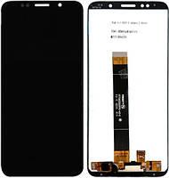Дисплей Huawei Y5P 2020 (DRA-LX9) / Honor 9S (DUA-LX9) complete Black