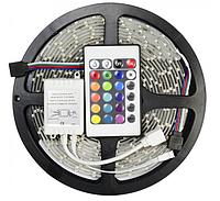 Светодиодная лента RGB 3528 300 LED комплект 5м