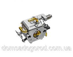 Карбюратор бензопилы триммера 4500/5200 с подкачкой (Fulin)