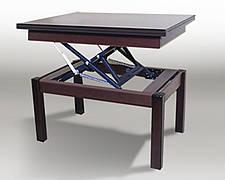 Кухонный стол трансформер Флай  Микс мебель, цвет венге магия