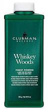 Пудра для тіла Clubman Reserve Whiskey Woods Finest, 255 г