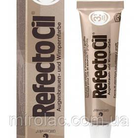 Краска RefectoCil № 3.1 Светло коричневый оттенок