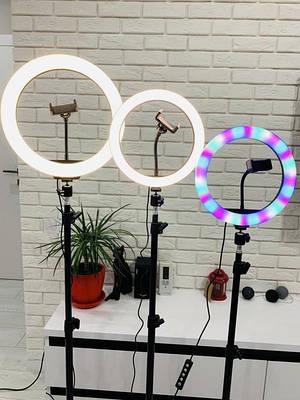 Кольцевые LED лампы