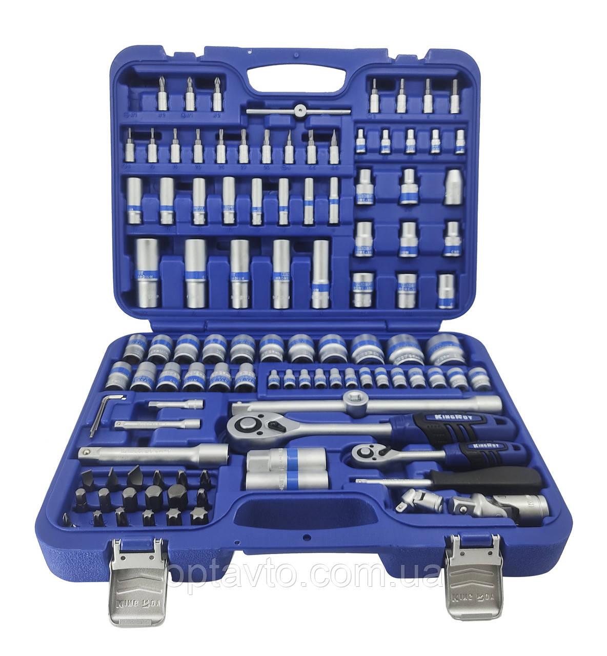 Набор инструментов 108 предметов MDA 6 King Roy. Супер качество!