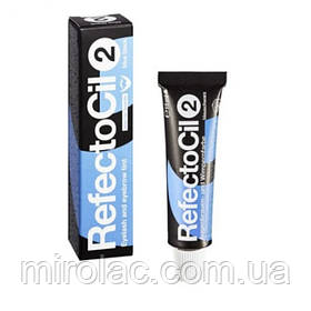 Краска RefectoCil №2 черно-синий