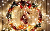 """Компания """"Зевс"""" поздравляет всех клиентов с Рождеством Христовым!"""