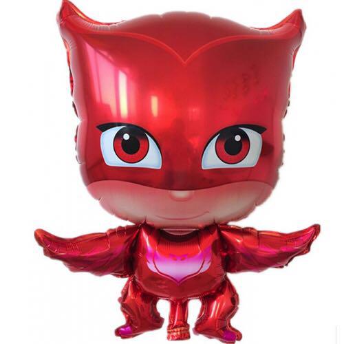Герой в маске красный 44.5*68