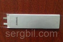 Литий-железо фосфатный аккумулятор 3,2V LiFePo4 10Ач, 270х68х7мм