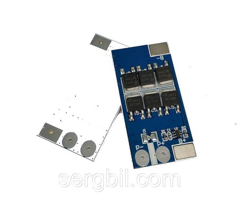 1s 3,2 V 25-42A LiFePO4 BMS, захисту плата одного 3,2 В літій-залізо-фосфатного акумулятора