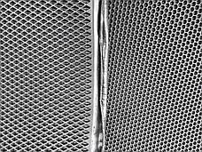 "EVA лист ""Ромб"" 140х225х1см чёрный, фото 2"