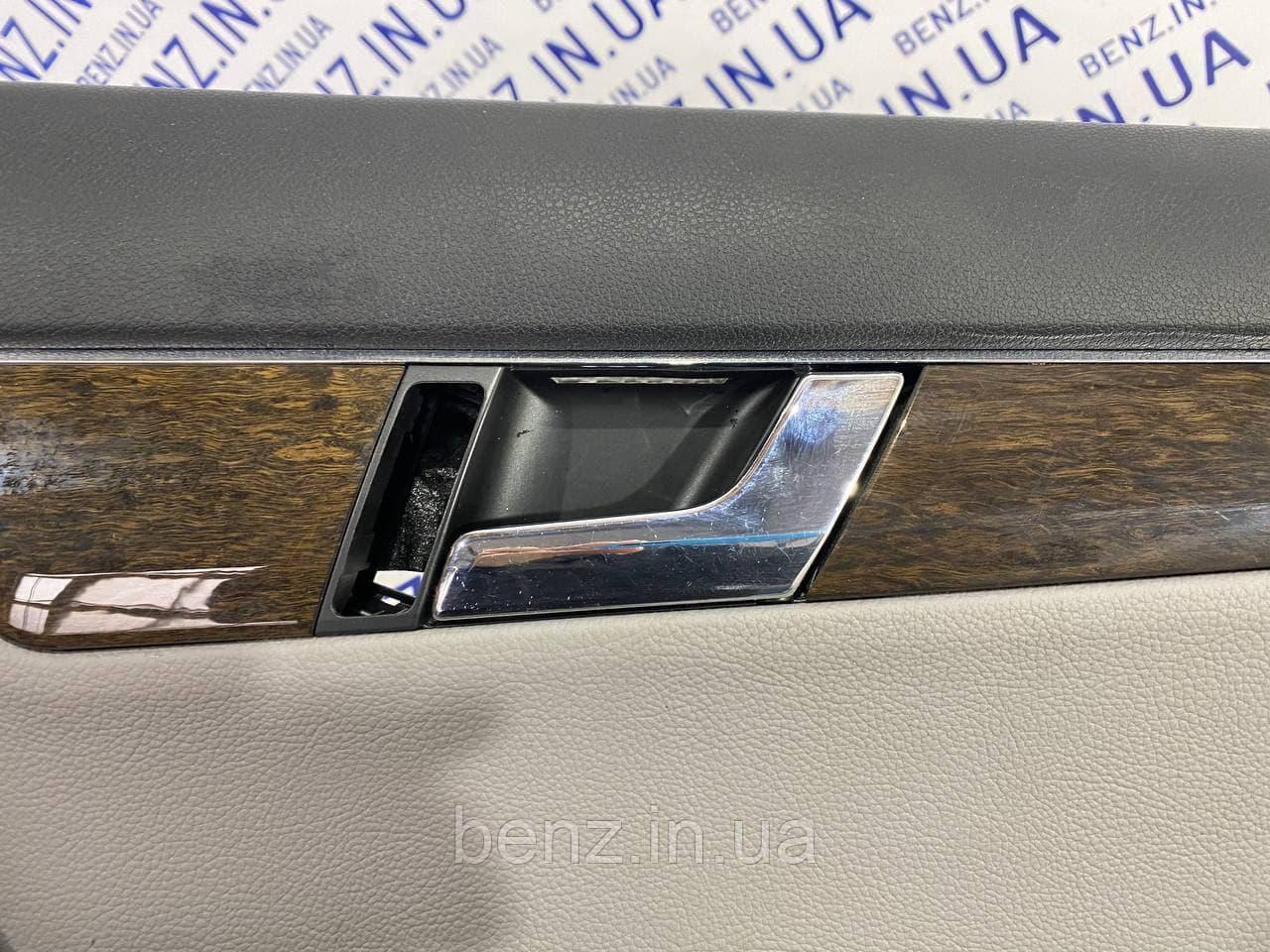 Внутрішня ручка передньої правої двері Mercedes W204, S204