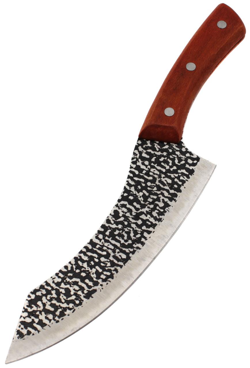 Нож кухонный Поворской WAN Black №7 510