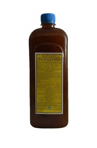 Триходермин 1 л биофунгицид, Биотехника