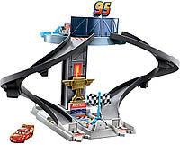 Игровой набор Тачки Башня для гонок GPH80 от Mattel, фото 1