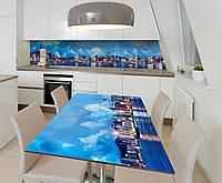 Наклейка 3Д виниловая на стол Zatarga «Тайные ночи» 600х1200 мм для домов, квартир, столов, кофейн, кафе, фото 1