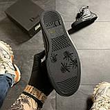 Женские кроссовки Dior B23 High-Top Sneakers Black, женские кроссовки диор б23 хайтоп, фото 7