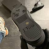 Женские кроссовки Dior B23 High-Top Sneakers Black, женские кроссовки диор б23 хайтоп, фото 8