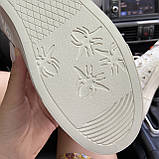 Женские кроссовки Dior B23 Low-Top Sneakers White, женские кроссовки диор б23 лов топ, фото 9