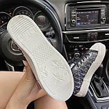 Женские кроссовки Dior B23 Low-Top Sneakers Black, женские кроссовки диор б23 лов топ, фото 8