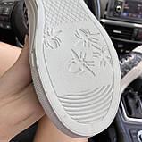 Женские кроссовки Dior B23 Low-Top Sneakers Black, женские кроссовки диор б23 лов топ, фото 9