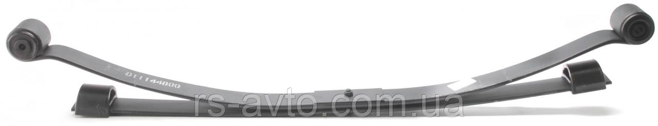 Рессора задняя Ford Connect 02- (к-кт 2-x листовая) (60x662x593) (1/13+1/10.5)