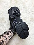 Женские кроссовки Dior D-Connect Kaleidoscopic Black, женские кроссовки диор д коннект (37 размер в наличии), фото 8