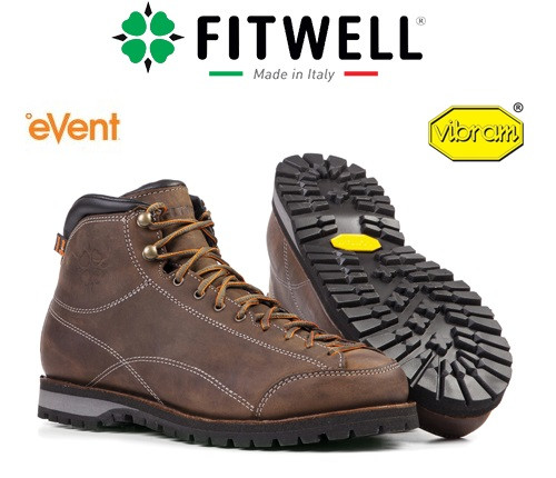 Ботинки FITWELL NETTUNO (Код F9060-47)