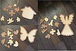 Пазлы деревянные  Набор из 10-ти пазлов, фото 3