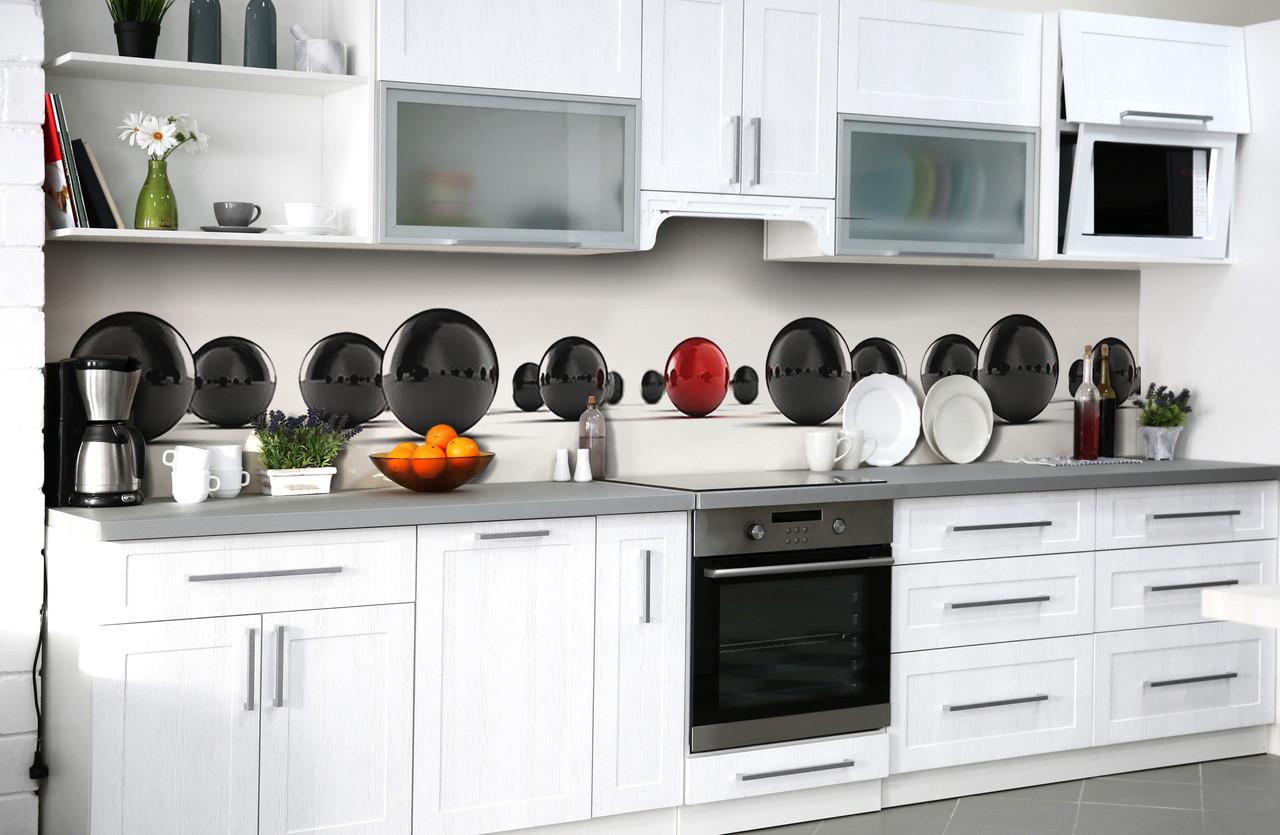 Скинали на кухню Zatarga «Исключительный» 600х3000 мм виниловая 3Д наклейка кухонный фартук самоклеящаяся