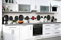 Скинали на кухню Zatarga «Исключительный» 600х3000 мм виниловая 3Д наклейка кухонный фартук самоклеящаяся, фото 1