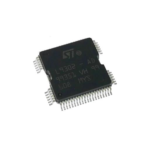 Чип STM L9302-AD, L9302, QFP64, микроконтроллер