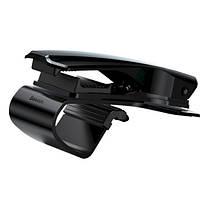 Автомобильный держатель для смартфонов и навигаторов Baseus Mouth Car Mount Black (SUDZ-01), фото 2